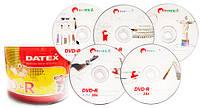 Диск KAKTUZ DVD-R 4.7GB.8-16x.bulk 50pcs по1шт