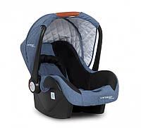 Автокресло-переноска для новорожденных 0-13 кг с солнцезащитным козырьком EasyGo Virage Ecco 0-13 кг