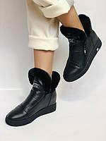 Mario Muzi. Турция. Зимние ботинки натуральный мех, кожа. Размеры 36, 38, фото 8