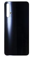 Задняя крышка для Huawei Honor 20 (YAL-L21), черная, Midnight Black