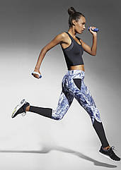 Женские спортивные леггинсы Bas Bleu Trixi M Разноцветный bb0023, КОД: 951378