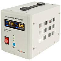 ИБП с чистой синусоидой LogicPower LPY-PSW-800VA +