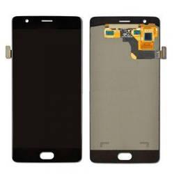 Дисплей OnePlus 3 A3003, 3T A3010 с тачскрином черный OLED