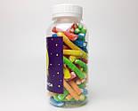 """Лакричные конфеты- в баночке """"Для вечной красоты"""" в крафтовой коробке- Прикольный подарок для настоящих женщин, фото 5"""
