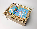 """Подарочный бокс """"Набор для исполнения желаний"""": конфеты для исполнения желаний и магическое печенье, фото 3"""