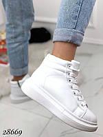 Женские ботинки на меху теплие кроссовки 36-41 р
