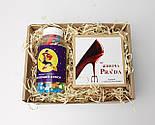 """Подарочный бокс """"Для сильной и стильной"""": волшебные пилюли для вечной красоты и печенье с предсказаниями, фото 2"""