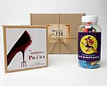 """Подарочный бокс """"Для сильной и стильной"""": волшебные пилюли для вечной красоты и печенье с предсказаниями, фото 8"""