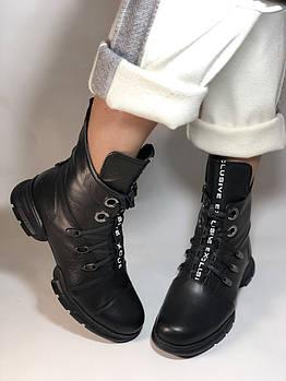 Натуральный мех. Люкс качество. Женские зимние ботинки. Натуральная кожа .Турция. Mario Muzi. Р.37,38,40.
