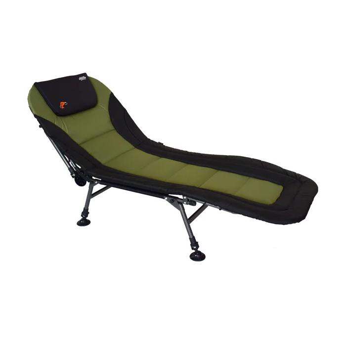 Раскладушка карповая кровать Novator R-1 Comfort