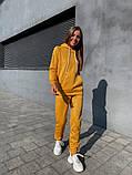 Теплый женский спортивный костюм с капюшоном 13-222, фото 10