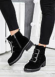 Ботинки замшевые Глория 7529-28, фото 2