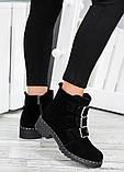 Ботинки замшевые Глория 7529-28, фото 4