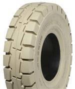 Шина цельнолитая для погрузчиков Solid Tyre 16x6-8 /NonMark EasyFit/ STARCO Tusker