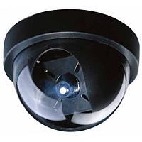 Купольная цветная камера видеонаблюдения LUX 19 SHE SONY EFFIO 700 TVL