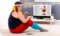 Как похудеть и поправить здоровье сидя дома?