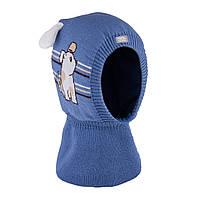 Зимняя шапка-шлем для мальчика TuTu арт. 3-005230(42-46, 46-50), фото 1