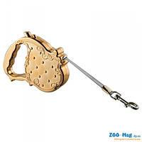 УНИ Рулетка  801-А FD (3м*20кг)  гламур  золото  (лента)