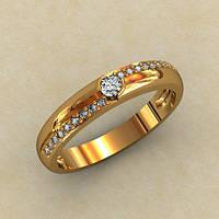 Ювелирные изделия из золота ,кольца