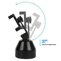 Смарт-штатив (розумний тримач для смартфона) Souing Genie 360° з датчиком руху (7323), фото 3