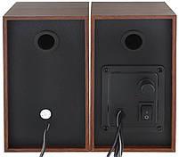 Компьютерные колонки акустика UEF D9a (коричневое дерево) (3950), фото 3