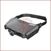 Бінокулярна лупа (збільшувальні окуляри) MG 81007