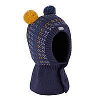 Зимняя шапка-шлем для мальчика TuTu арт. 3-005227(40-44, 44-48), фото 1