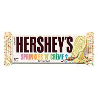 Шоколад Hershey's Sprinkles 'N' Creme Birthday Cake Bar 39g