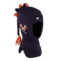 Зимняя шапка-шлем для мальчика TuTu арт. 3-005173(44-48, 48-52), фото 1
