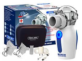 Ингалятор МЭШ ультразвуковой TM-NEB MICRO TECH-MED для детей и взрослых, Польша