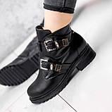 Ботинки женские Dorian черные ЗИМА 2414, фото 3