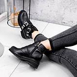 Ботинки женские Dorian черные ЗИМА 2414, фото 7