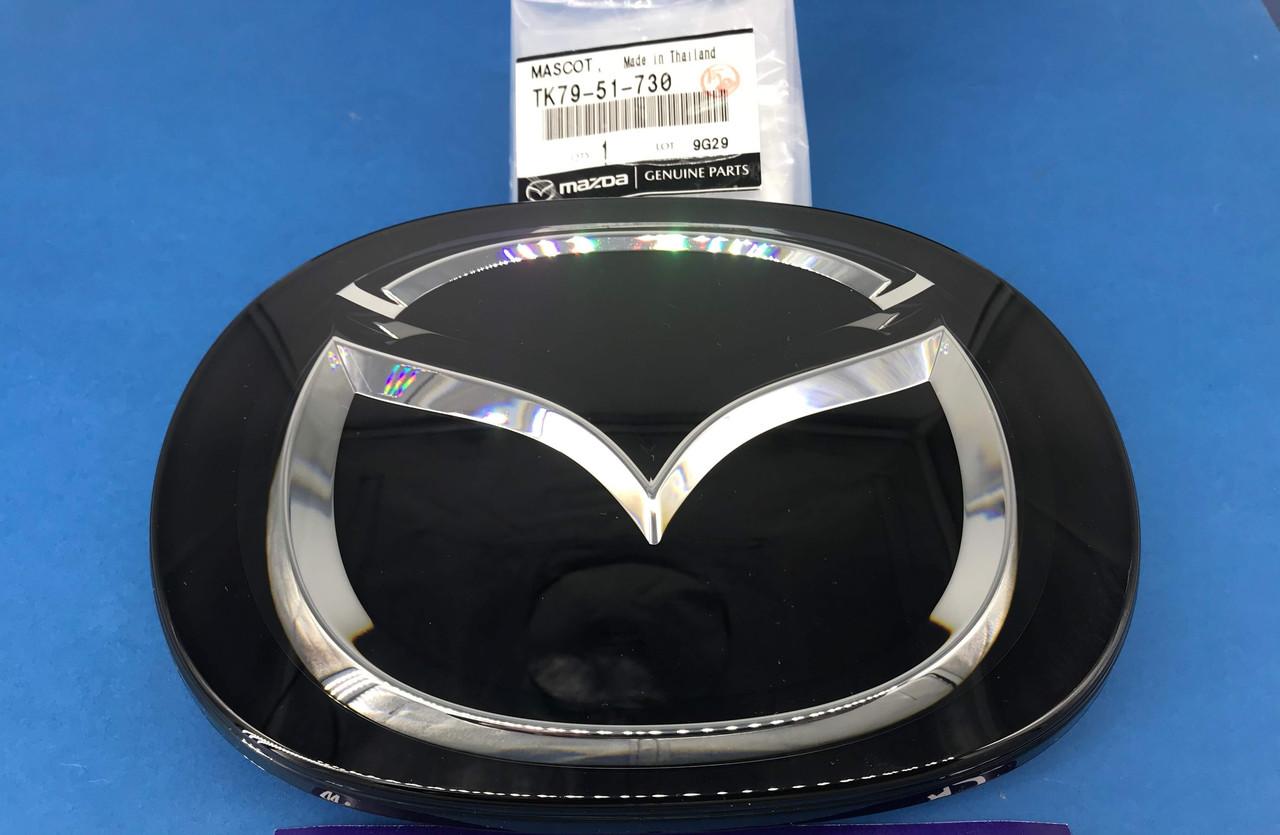 Эмблема Mazda cx5 cx9 оригинал под радар tk7951730