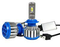 LED ксенон светодиодный H7 6000K 35W, фото 1