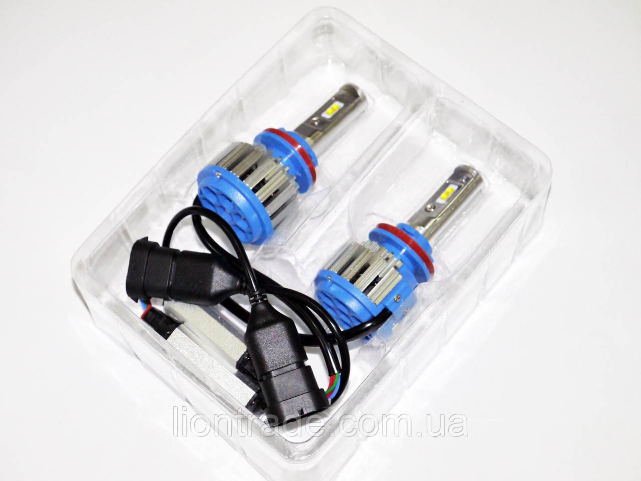 LED ксенон светодиодный H11 6000K 35W