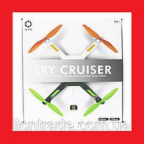 Квадракоптер Jie-Star Sky Cruiser X7TW c WiFi камерой