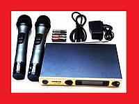 Радиосистема SHURE SH-588D база 2 радиомикрофона, фото 1