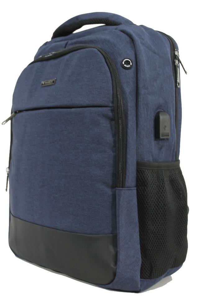 Вместительный рюкзак для ноутбука Wanboli YR 0902