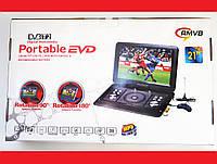 """14"""" DVD Opera 1680  Портативный DVD-проигрыватель с Т2 TV USB SD, фото 1"""