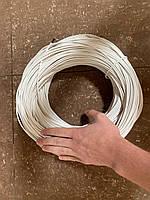 Нагревательный (карбоновый) кабель КН-33 для желобов | 33ом/метр, изоляция - силикон | Доставка от 1 дня
