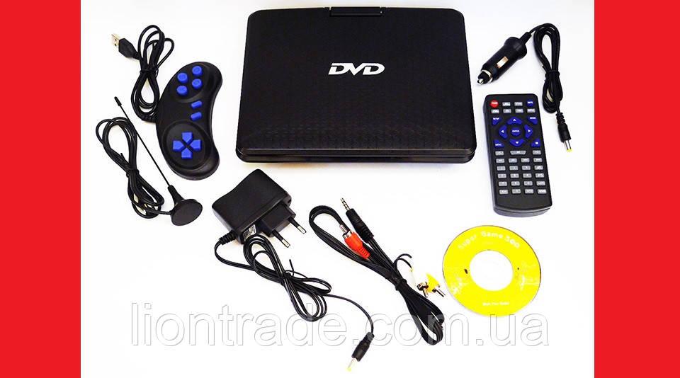"""7,6"""" Портативний DVD плеєр Opera акумулятор TV тюнер USB"""