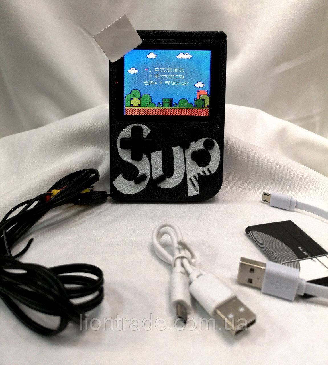 """Приставка SUP Game Box 3"""" 400 игр"""