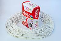 Греющий кабель КН-141 для керамических панелей | 141 ом/метр, изоляция - силикон | Nova Therm