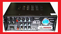 Усилитель UKC AV-325BT Bluetooth Караоке, фото 1