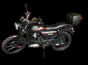 Мопед SPARTA LUX 125cc (Alpha)