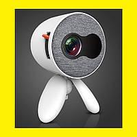 Мультимедійний проектор Led Projector YG220 Android WiFi, фото 1