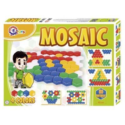 """Іграшка  """"Мозаїка для малюків  1 ТехноК"""""""