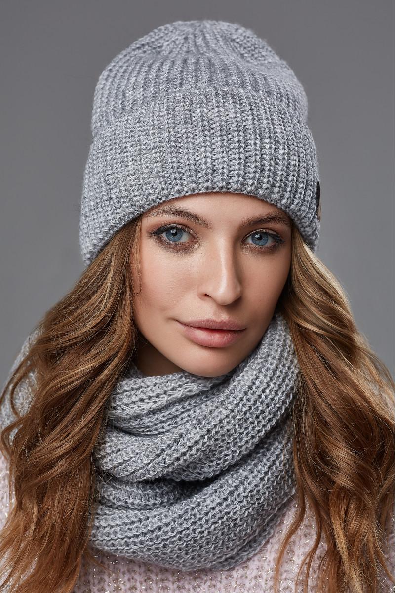 Зимовий жіночий комплект Касія