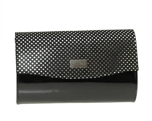 Женская сумка из экокожи Carla Berry A17 Черный, фото 2