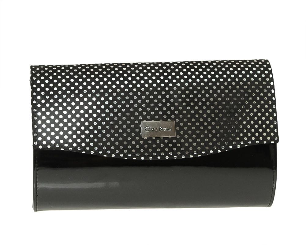 Женская сумка из экокожи Carla Berry A17 Черный